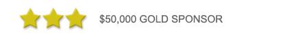 Gold Sponsor Level